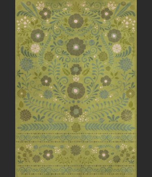 Pattern 36 Going Green 70x102