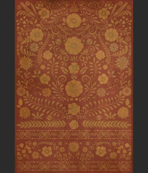 Pattern 36 The Red Carpet 70x102
