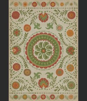 Pattern 38 Winter 70x102