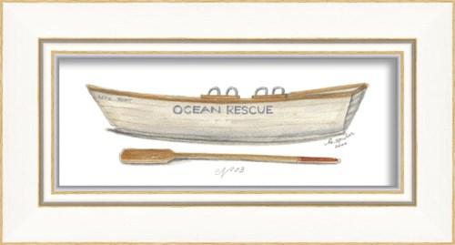 KI Ocean Rescue Boat