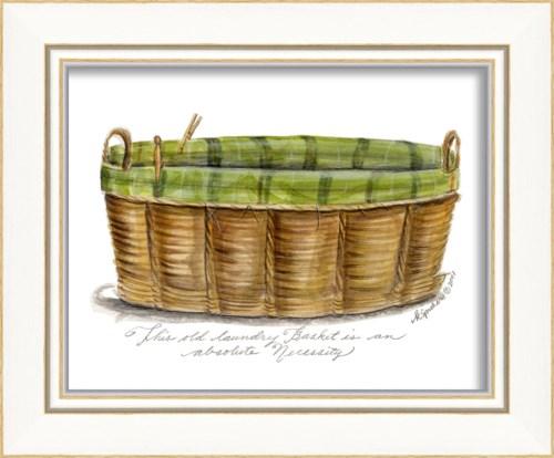 KI Clothes Basket