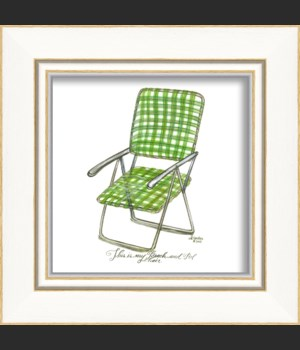 KI Green Beach Chair