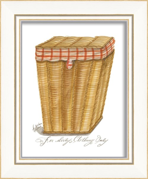 KI Basket for Dirty Clothing