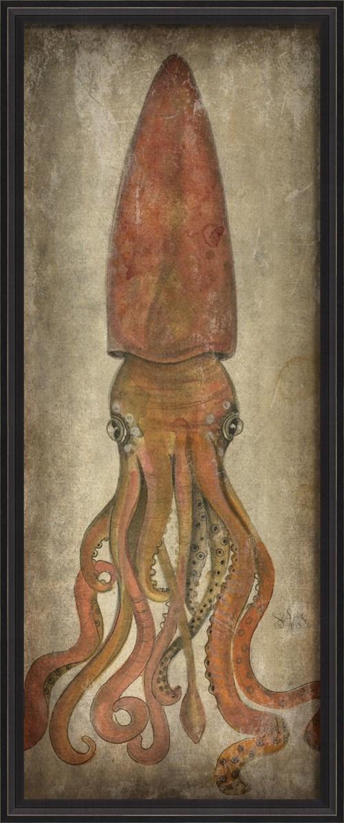 BCBL Orange Squid