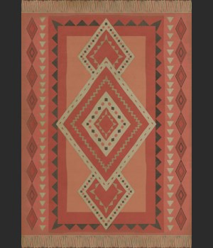 Pattern 61 Hippie 70x102
