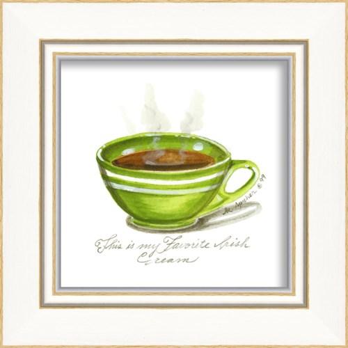 KI Green Coffee Cup