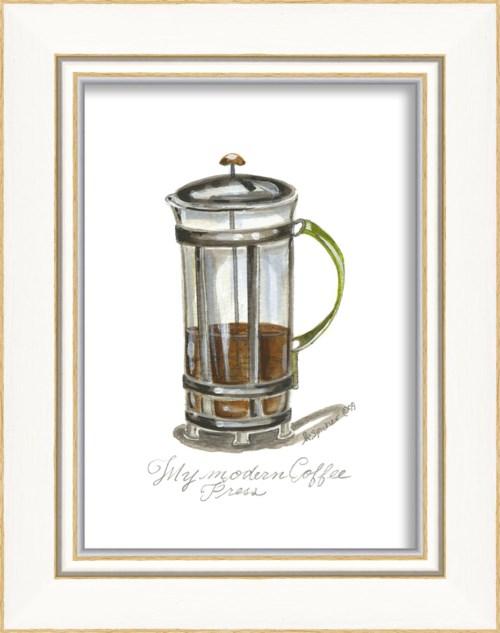 KI Coffee Press