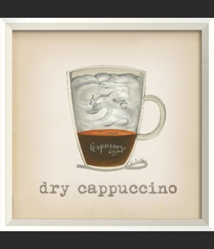 WC Dry Cappuccino