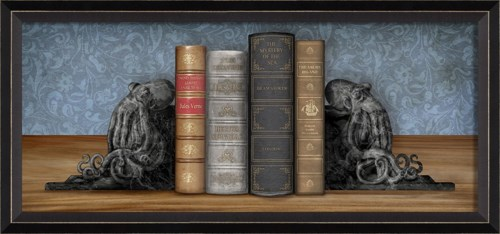 BC Bookends Under the Sea