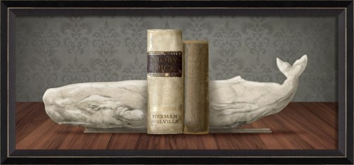 BC Bookends White Whale