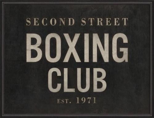 BC Second Street Boxing Club