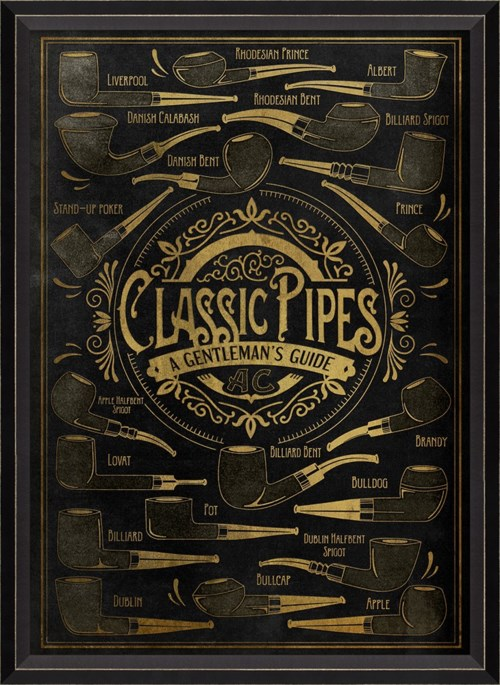 BC Classic Pipes