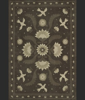 Williamsburg - Applique - Stitches of the Hours 70x102