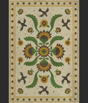 Williamsburg - Applique - Wild Bees Song 70x102