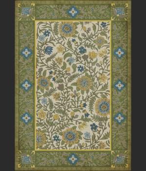 Williamsburg - Indian Quilt - Bombay 70x102