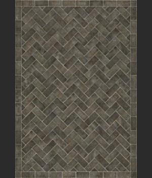 Williamsburg - Herringbone - Blacksmith's Hammer 70x102