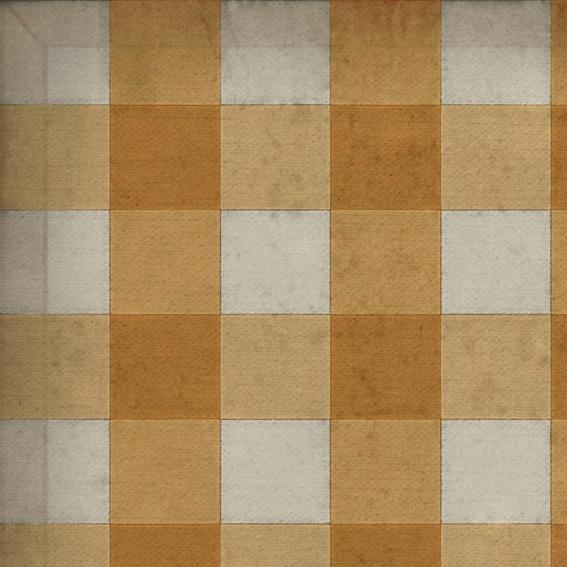 Williamsburg - Gingham Canvas - Yellow 70x102