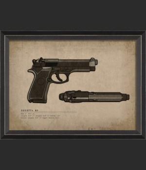 BC Beretta M9