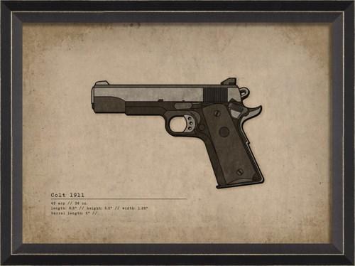 BC Colt 1911