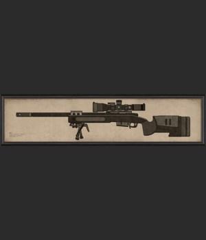 BC M40 Rifle