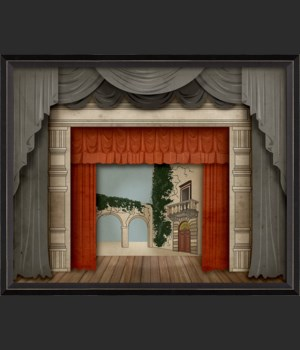 BC Theater Stage To Be or Not to Be no characters sm