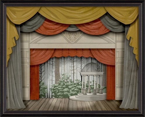 BC Theater Stage What Fools These Mortals Be no characters sm