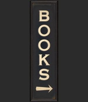 BC Books right arrow 10x40