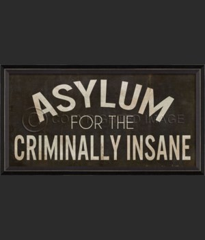 BC Asylum for the Criminally Insane