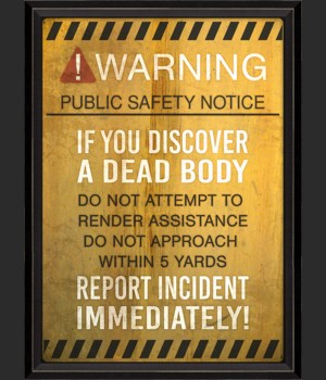 BC Warning Public Safety Notice