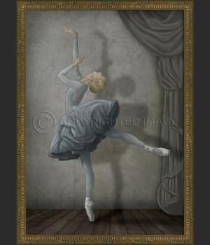 KG Ballerina La Fille Mal Gardee