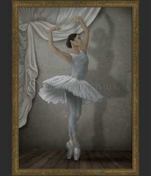 KG Ballerina Le Corsaire