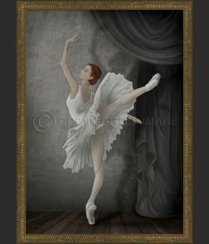 KG Ballerina Spartacus