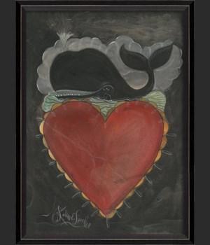 BC Whale Heart