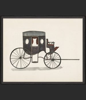 KG Gray Carriage