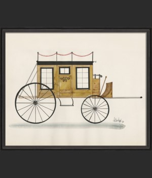KG Gold Carriage