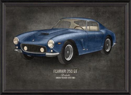 BC Ferrari 250 GT 17x24