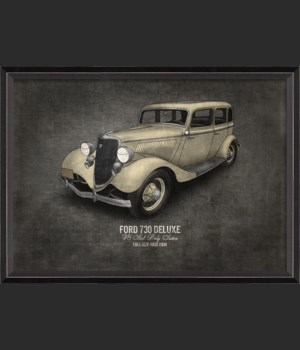 BC Ford 730 Deluxe 17x24