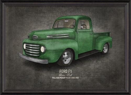BC Ford F1 17x24