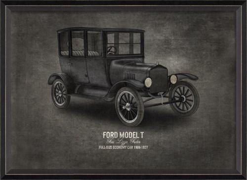 BC Ford Model T 17x24