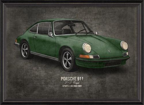 BC Porsche 911 17x24