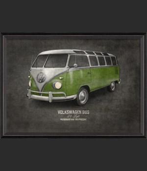 BC Volkswagen Bus 17x24