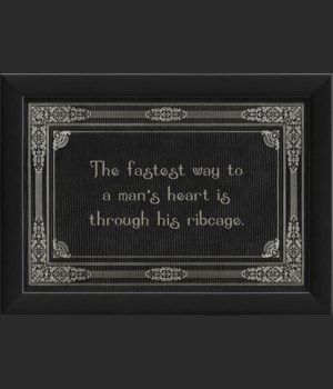 EB Macabre - The Fastest Way to a Mans Heart