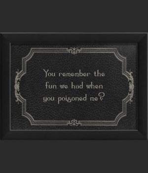 EB Macabre - You Remember the Fun We Had