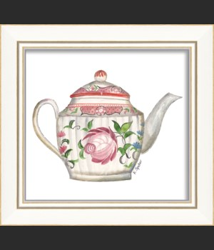 KI Teapot Big Rose