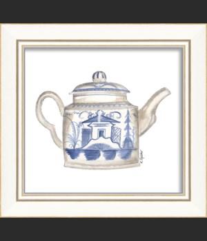 KI Teapot Blue