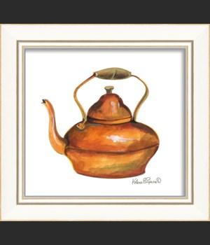 KI Teapot Copper