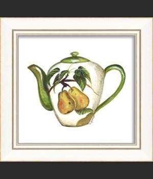 KI Teapot Pear