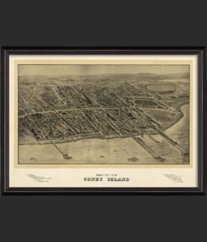 BC Coney Island Map 1906