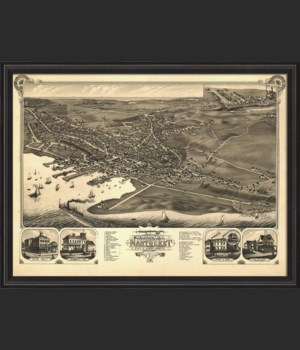 BCBL Town of Nantucket 1881