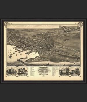 BCBL Town of Nantucket 1881
